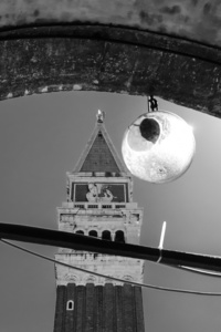 One Day in Venice: View upwards