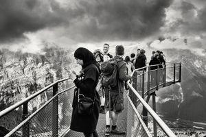 Bergwelt #5 die Wahrnehmung