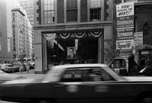 You Deserve the Best, NYC, 1967