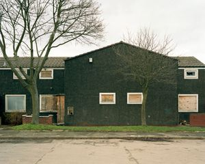 Newtown, Birmingham. 2011 © Richard Chivers