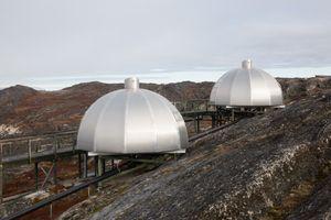 Arctic hotel, Ilulissat