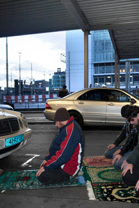 Taxi stand, The Hague