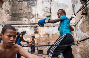 Cuba Boxing #1