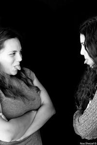Tongue Out - Maayan & Yael