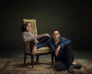 Ben and Sasha