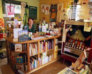 Green Bean Books, Portland, OR