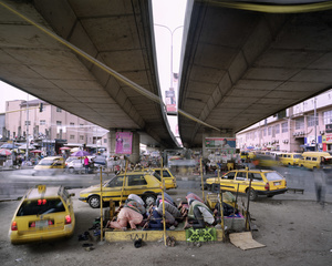 Broad Street, Lagos Island, Lagos, Nigeria, 2015.