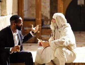 Encounter on Mount Zion