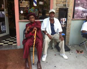 Barber Shop in Alabama