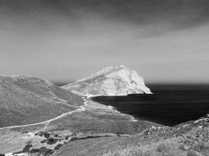'Kalamos Rock', Anafi, the Cyclades, 2016