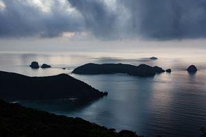 Kakeroma-jima Sunset hill