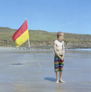 Andrei, Beach