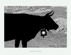 LAMPE-CLOCHE