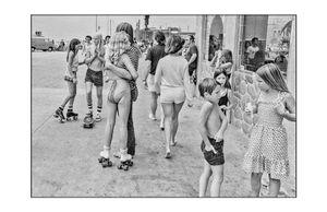 Hermosa Beach, CA. 1974