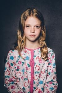 Senua aged 10.