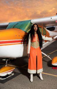 Flying High in Fashion