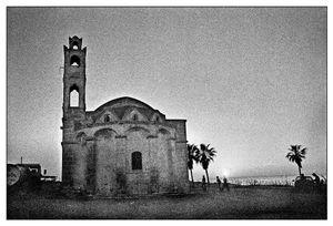 Saint Therissos church, occupied Cyprus, Famagusta district 2003