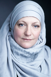 Sorayah, converted to Islam  in 1999