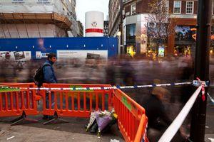 Murder #112, Seydou Diarrassouba, Oxford Street