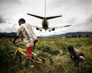 Wamena Airport, Papua.
