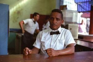 Camarero, Cuba
