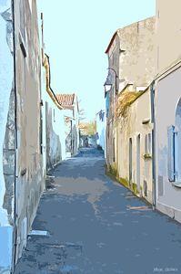 Rue de Noirmoutier - 2012
