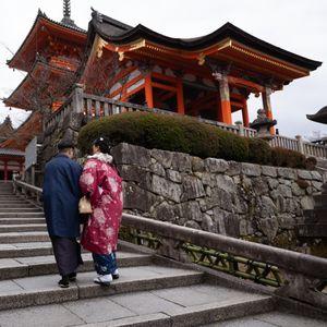 Kiyomizu-dera temple, Kyoto 2019