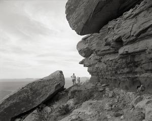 Alison and Emmett, Muley Point, Utah