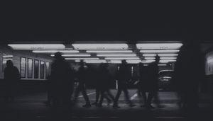 Movement - Rush Hour/ Night Scene 1