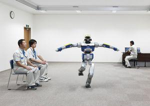 HRP-2 #1 [Kawada], Promet Developed by AIST, Tochigi, Japan, 2010.