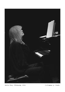 Carla Bley, piano