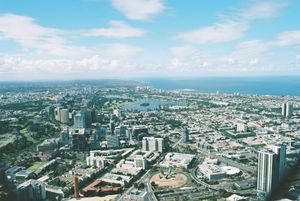 The View We Found (Eureka Skydeck, Melbourne)