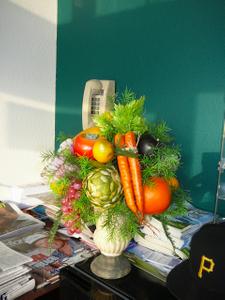 Phony Vegetables