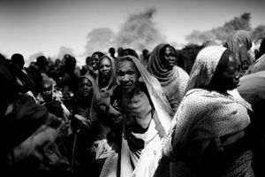2nd prize General News Singles, © Jan Grarup, Denmark, Politiken/Newsweek, Darfur refugees, Sudan-Chad border, November