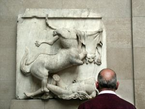 Elgin Marbles Collection, British Museum, London, UK