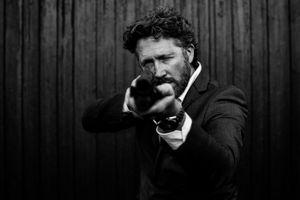 The Gunman © Alan Thomas Duncan Wilkie