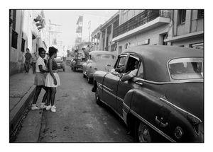 Teens, Cuba,Santiago de Cuba, Kuba, January 1996