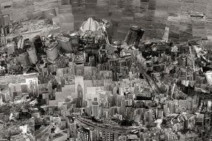 Diorama Map Hong Kong (detail) © Sohei Nishino/Courtesy of Michael Hoppen Contemporary