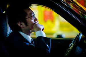 WHOS DRIVING TOKYO?