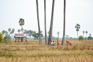 Hunting Party, Savannakhet, Laos