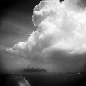 Storm over Lower Manhattan, NYC 2017
