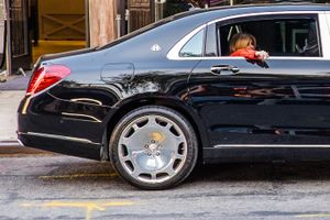 Too small for a Maybach