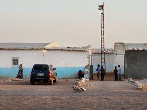 """""""27 De Febrero"""", Saharawi Refugee Camp. Hamada Desert (Sahara), Algeria."""