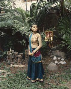Garden Romance (Sita)