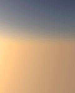 3D reconstruction space, (sunset) 2019