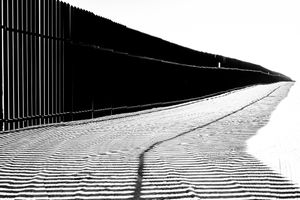 The Wall - shadows #1