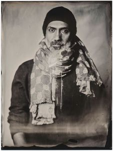 Collodion Wet Plate - HARMONY