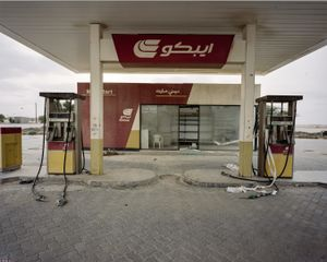 Petrol 3 - from my series on the Oil and Gas industry