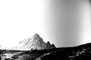 Panoramica dal Monte Faloria