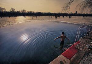 Beijing - swimming